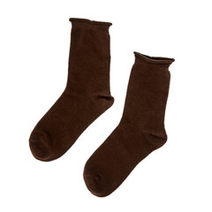 Mens Womens Cotton Solic Casual Middle Tube Multicolor Curling Socks High Ankle High Quality Socks