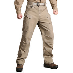 Mens Outdoor Wear-resisting Multi-pocket Executive City Tactical Cargo Pants Military Pants