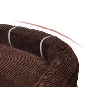 ترف Corduroy الحيوانات الأليفة الوسادة أريكة الأريكة سرير الكلب القط الشتاء صوفا بيت الكلب