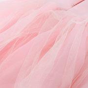 زهرة بنات فستان بلا أكمام ثوب الأميرة لمدة 3-13Years