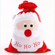 Weihnachtsstrümpfe Weihnachtsgeschenkbeutel Geschenkbeutel Santa Claus Design Bag