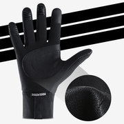 Men Touch Screen Windproof Waterproof Warm Full-finger Gloves Fitness Tactical Skiing Driving Gloves