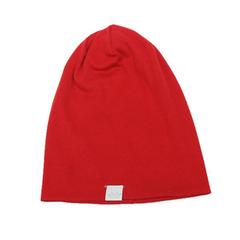 Kinder Baby Solide Winter Baumwolle Bonnet Hut Jungen Mädchen Weiche Warme Beanie Skullies Hut