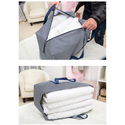 Thicken Large Quilt Bag Oxford Cloth Storage Bag Storage Luggage Bag Clothing Travel Moving Sorting