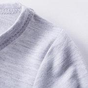Fox-Muster-nette Mädchen-beiläufiges Kleid scherzt Frühlings-Herbst-Schulkleidung für 2Y-9Y
