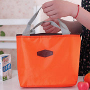 Women Lunch Bag Aluminum Foil Insulation Bag Tote Bag Students Lunch Box Bag