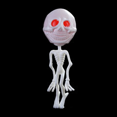 Halloween Vent Jokes Gags Pranks Maker Trick Alien Squeeze Skeleton Divertido Water Polo
