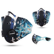 Mens Women Cycling Face Mask Outdoor Sport Warm Activated Carbon Dustproof Anti-haze Face Mask