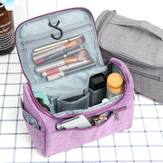 Travel Cosmetic Tote Bag Portable Wash Makeup Bag Waterproof Hanging Storage Bag
