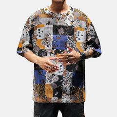 T-shirt à manches courtes, coupe ample