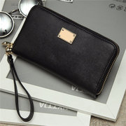 Stylish Multi-slots Long Wallet Phone Bag Clutch Purse For Women