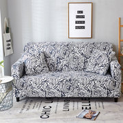Black Phoenix  1/2/3/4 Seater Home Soft Elastic Sofa Cover Easy Stretch Slipcover Protector Couch