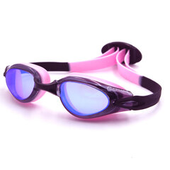 Men Women Seal Waterproof Adjustable Removable Transparent Lens Outside Swimming Glasses