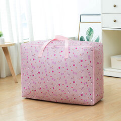 Quilt Moving Storage Organizing Bags Tweezers Bag Clothes Packing Handbags Moving Bags