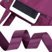 Женская нейлоновая водонепроницаемая повседневная сумка с несколькими карманами Сумка через плечо Сумки через плечо