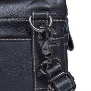 Натуральная Кожа Деловая повседневная сумка через плечо Сумка для мужчин