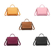 Women Flap Cosmetic Handbag Multifunction Crossbody Bag