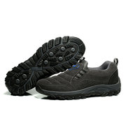 Men Anti-collision Slip On Wear-resistant Sport Casual Hiking Sneakers