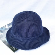 Women Dome Foldable Breathable Cotton Beach Hat Outdoor Leisure Sunscreen Bucket Cap