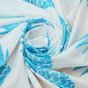 5 colori Stampa dell'ananas Yoga della spiaggia Tovaglietta della nappa della tovaglia dell'Agriota del tovagliolo