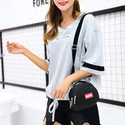 Tela per il tempo libero Crossbody Borsa Outdoor Shoulder Phone Borsa per le donne