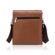 Men Genuine Leather Business Outdoor Crossbody Bags Casual Leisure Shoulder Bags