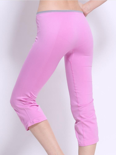 Breathable Shockproof Solid Color Sports Yoga Tracksuit