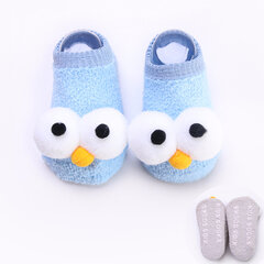 Cute Style Cotton Newborn Baby Short Floor Socks For 0-36M