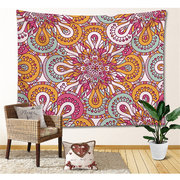 Bohemia Indian Tapestries Polyester Wall Hanging Tapestries Yoga Mat 150*130/200*150 cm