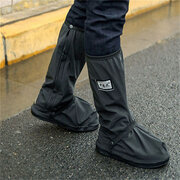 Waterproof Rain Boots Cover Reusable Men Women Motorcycle Bike Cycling Shoes Cover