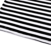 Elegant Stripe Toddler Girls Dresses Teenager Casual Party Girls Clothes