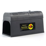 Electronic Rat And Rodent Trap Powfully Kill And Eliminate Rats Mice Or Other Similar Rodents