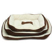 Pet Bed Cat  Dog SOFA Bed Thick Bolstered Ultra-Soft Microfiber