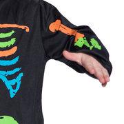 Colorful Combinaison Halloween garçon à imprimé squelette pour 3Y-10Y