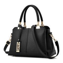 Sac à main fashion élégant en cuir PU sac d'épaule sac bandoulière pour femme