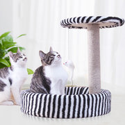 Detachable Cat Climbing Frame Sisal Material Cat Scratching Post Board Small Cat Jumping Platform