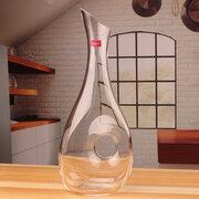 1500 мл Ручной стеклянный стеклянный графин Аэратор Диспенсер для ликера Pourerevel Spout Crystal