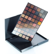 54 Cores Matéria Eyeshadow Palette Glitter Sombra Smoky Long-Lasting Eye Makeup Set