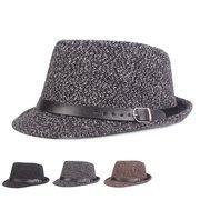 Мужчины Женское Зимний теплый топ Шапка Винтаж Fashion Wild На открытом воздухе Travel Party Jazz Cap