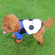 Il costume del cappotto del pullover dei vestiti del Hoody dell'orecchio di 2 pattini del cane di animale domestico di colore copre il costume