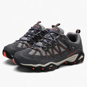 Men Outdoor Wearable Hiking Shoes Sport Casual Sneakers