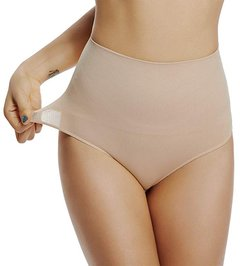 Plus Size Sexy Tummy Control Hollow Butt Seamless Thongs