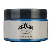 DIY Hair Dyes Unisex Hair Color Wax Mud Disposable Temporary Modeling Cream 6 Colors Hair Care