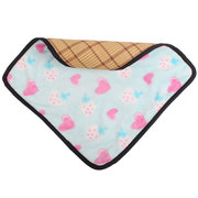 Dog Supplies Double-Sided Available Pet Mat Coral Fluffy Pet Cat Mat Four Seasons Available