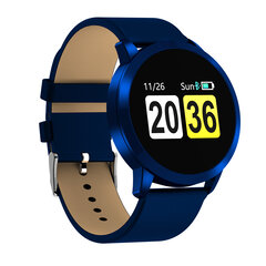 Newwear Q8 0.95 inch OLED Color Screen Blood Pressure Heart Rate Smart Watch for Android iOS