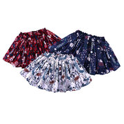 Summer Floral Toddlers Kids Girls Cute Skirt Casual Party Clothing For 1Y-7Y