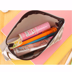 Children Lovely Cartoon Cat Pencil Case Box Pen Stationary Storage Bag