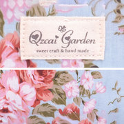 Sacs à lunch à imprimé floral pour femmes Sacs à main pratiques en plein air