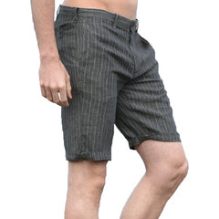 Mens Casual Chino Shorts Cotton Summer Cargo Combat Half Pants