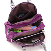 Women Waterproof Multi-pockets Messenger Bag Handbag Outdoor Travel Bag